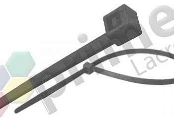 Abraçadeira plástica para eletroduto