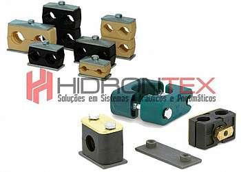 Abraçadeiras para tubos hidráulicos cotar